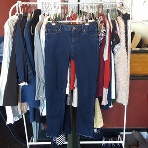 White House Black Market Slim Jeans   Size 4